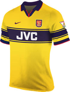 buy popular b1578 3f055 Arsenal FC Season History | Premier League