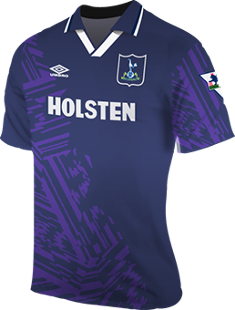 buy popular b4fc5 55b15 Tottenham Hotspur FC Season History | Premier League