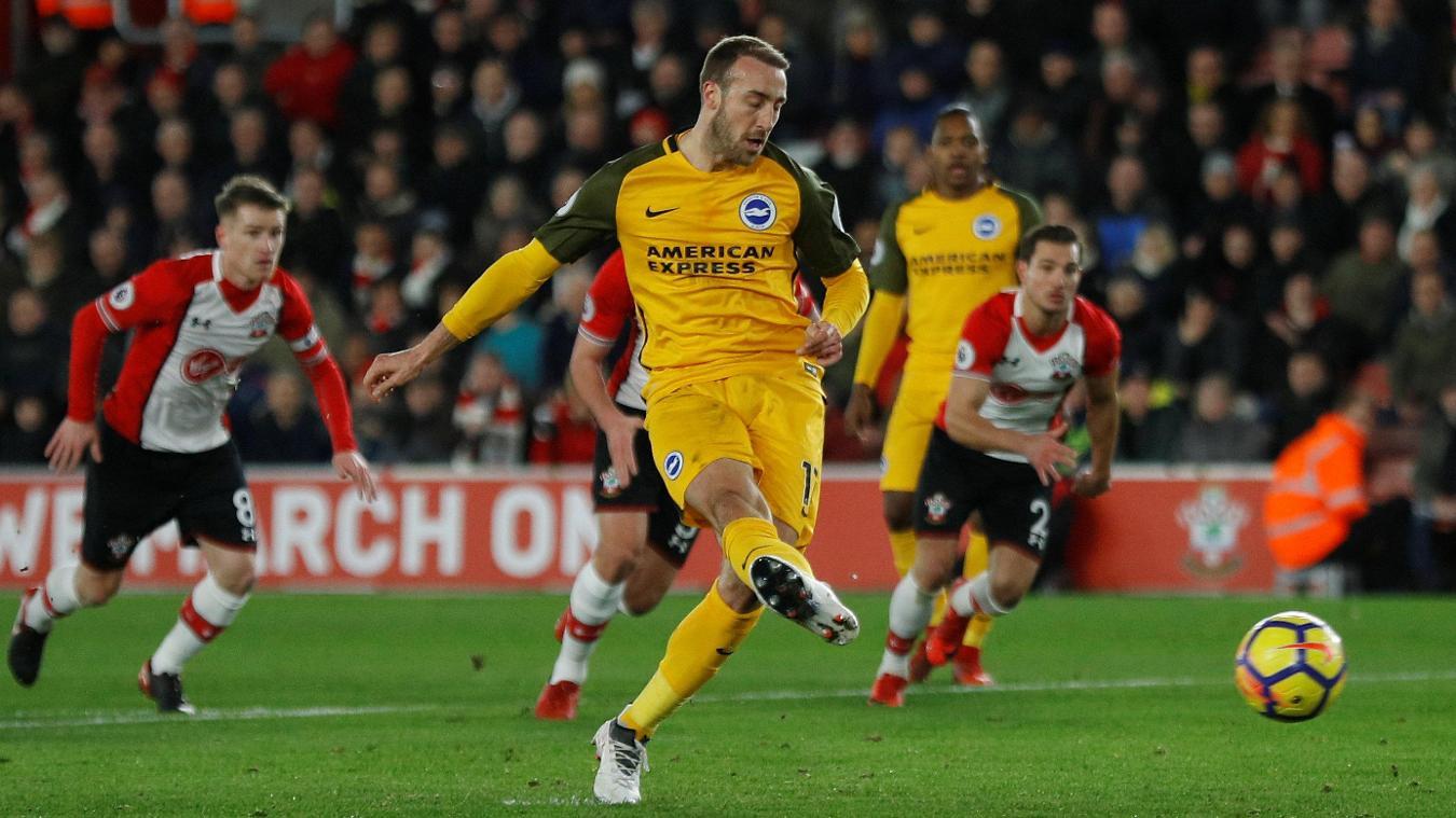 Southampton 1-1 Brighton & Hove Albion