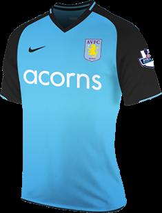 finest selection 05187 2af5c Aston Villa Season History   Premier League