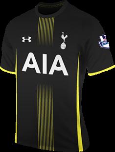 buy popular e34bc 7acf3 Tottenham Hotspur FC Season History | Premier League