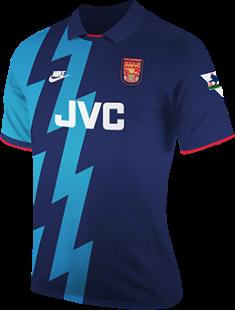 fa5dd3122 Arsenal FC Season History