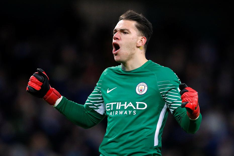 a91b23413 Ederson taking the last line of defence to a new level