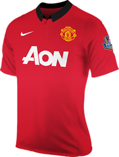 Manchester United FC Season History  8860df928