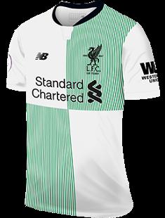 8bdf6bfe8ba Liverpool FC Season History