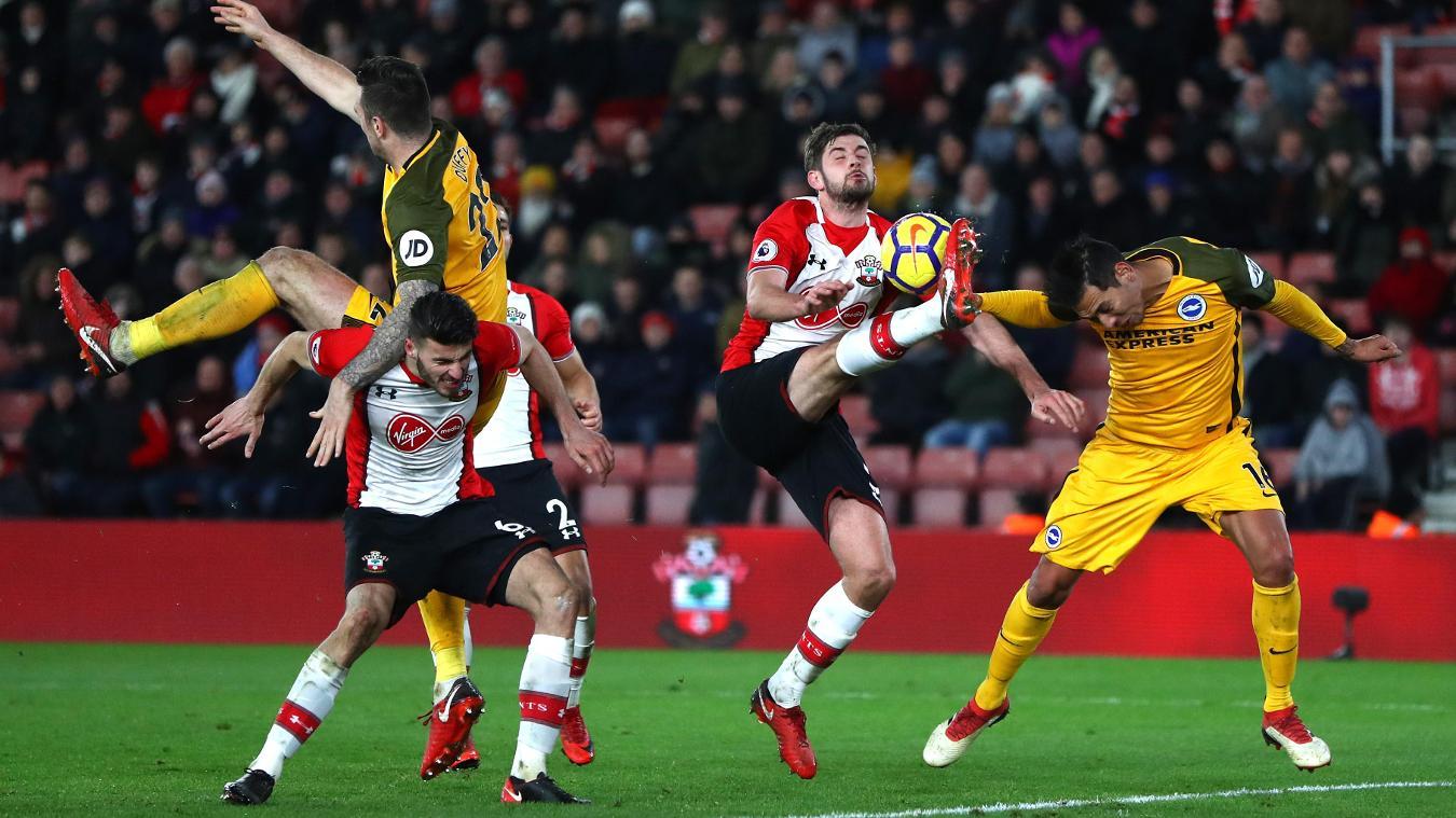 Southampton 1-1 Brighton