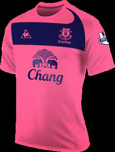 Everton FC Season History  eebbe8b08
