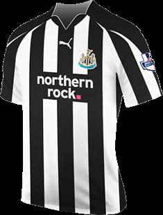 3d3deaca3 Newcastle United FC Season History
