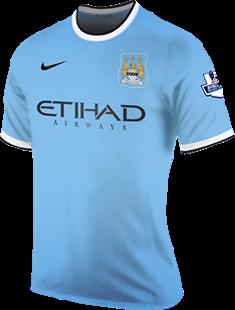 40d4b55a60608 Manchester City FC Season History   Premier League