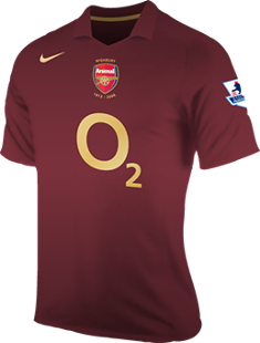 93682992bda Arsenal FC Season History