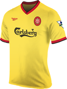 5111ede9aee6 Liverpool FC Season History