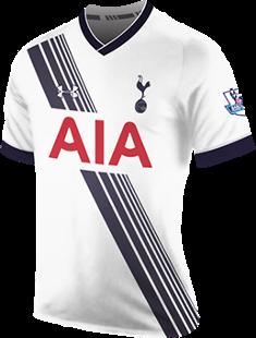 22f7c7ee4 Tottenham Hotspur FC Season History
