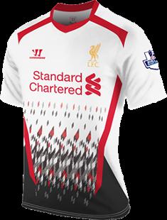 best sneakers e72dd 020f9 Liverpool FC Season History   Premier League