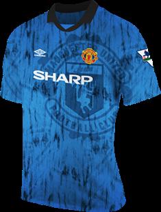 check out 4265c 6dd96 Manchester United FC Season History   Premier League