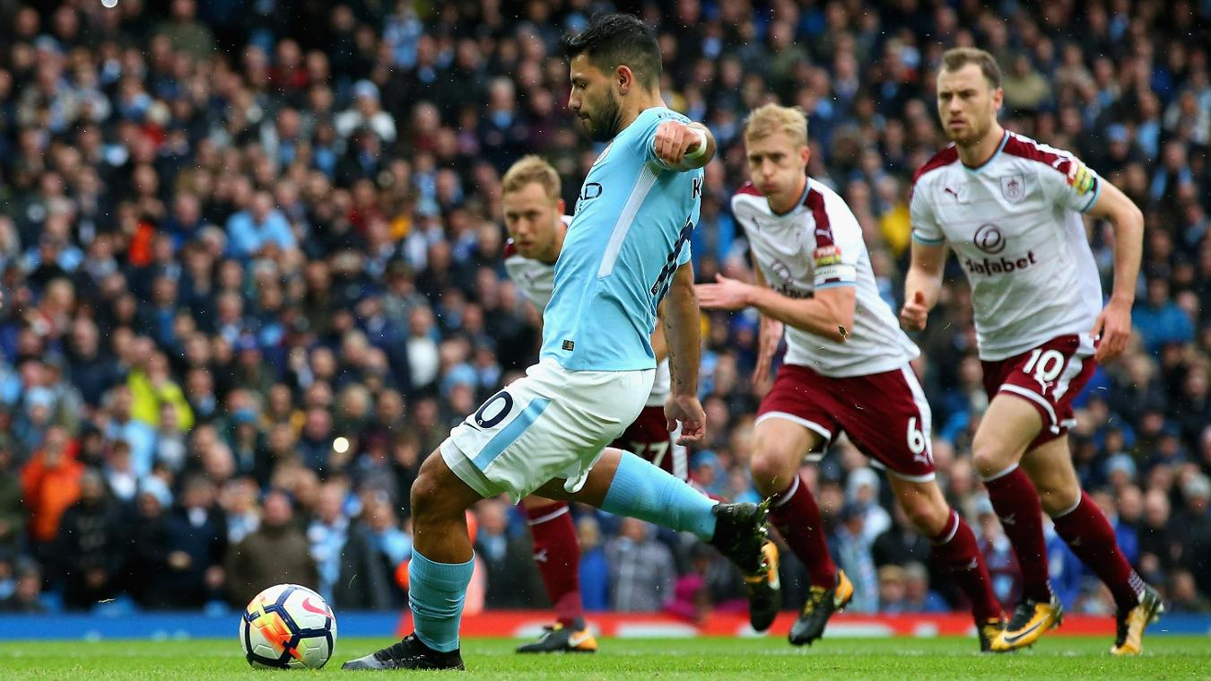 Burnley v Manchester City, 3 February