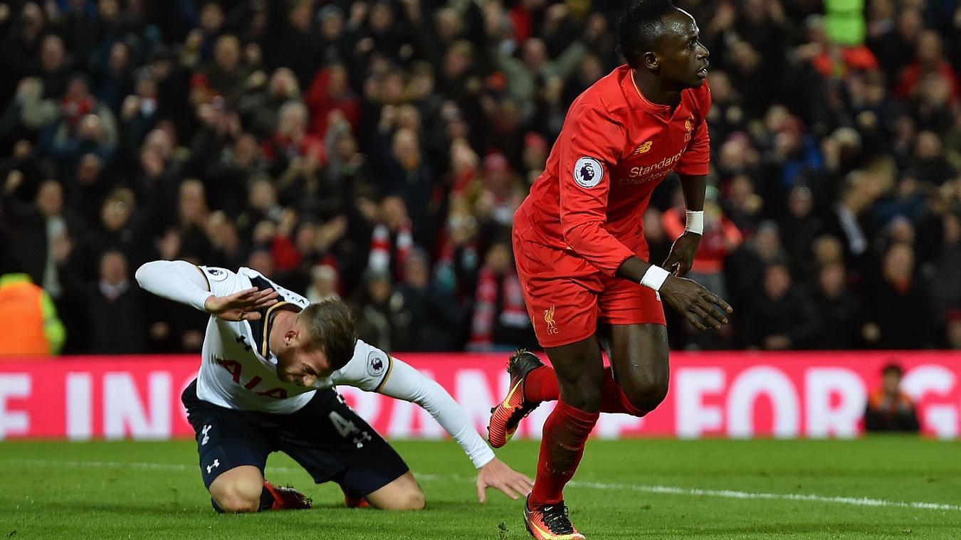 Liverpool v Tottenham Hotspur, 4 February