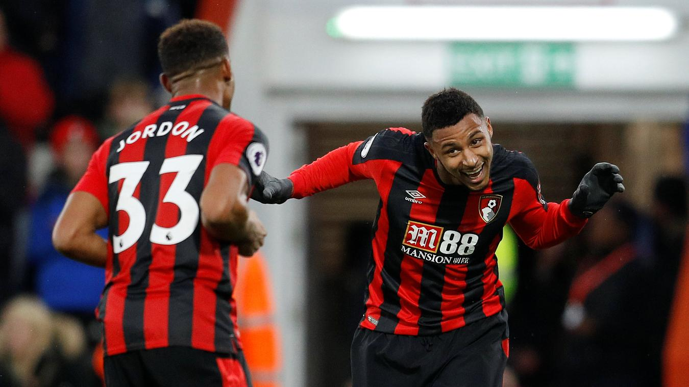 AFC Bournemouth 2-1 Stoke City