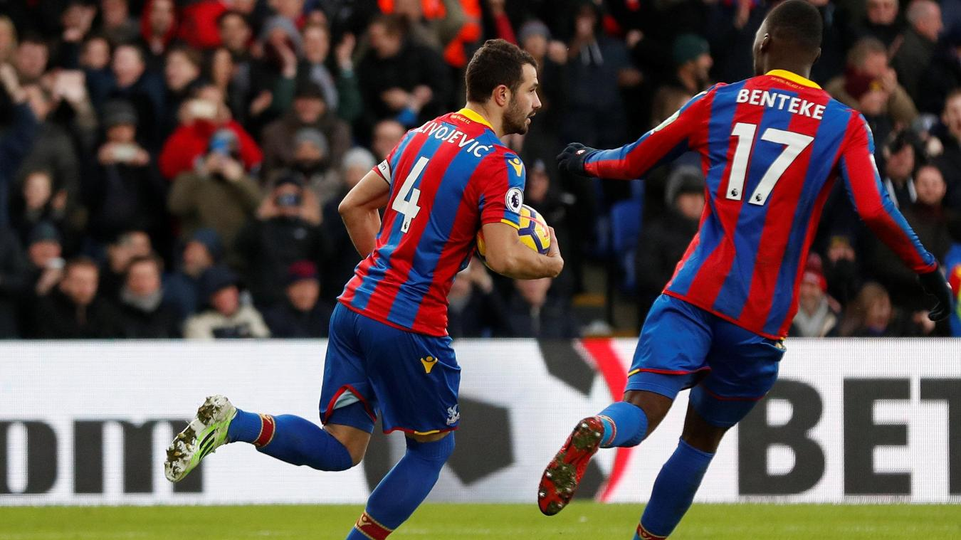 Crystal Palace vs Newcastle United Highlights