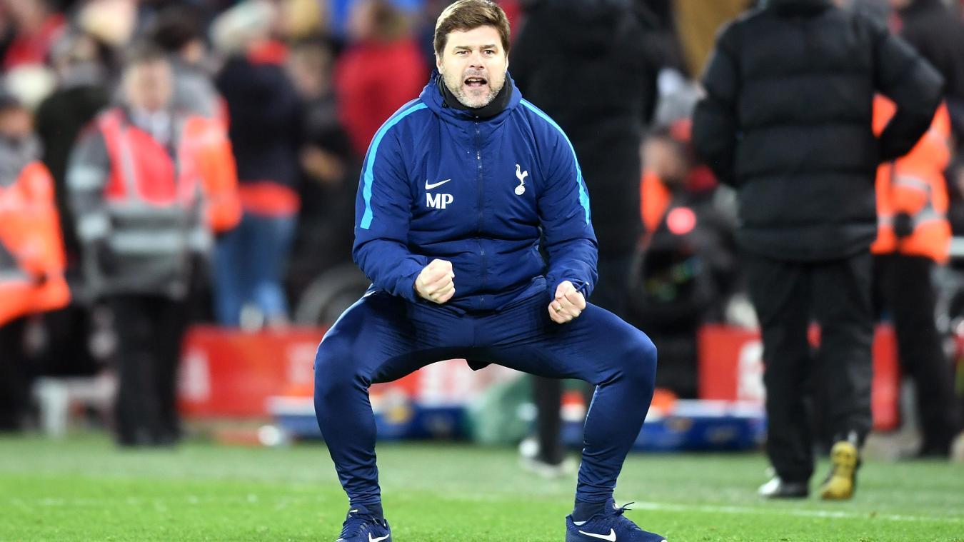 Liverpool 2-2 Tottenham Hotspur