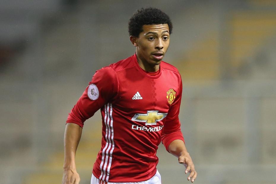 Devonte Redmond, Man Utd