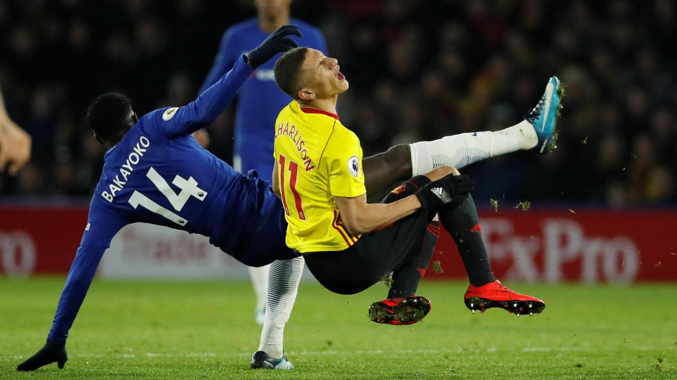 Watford vs Chelsea Highlights
