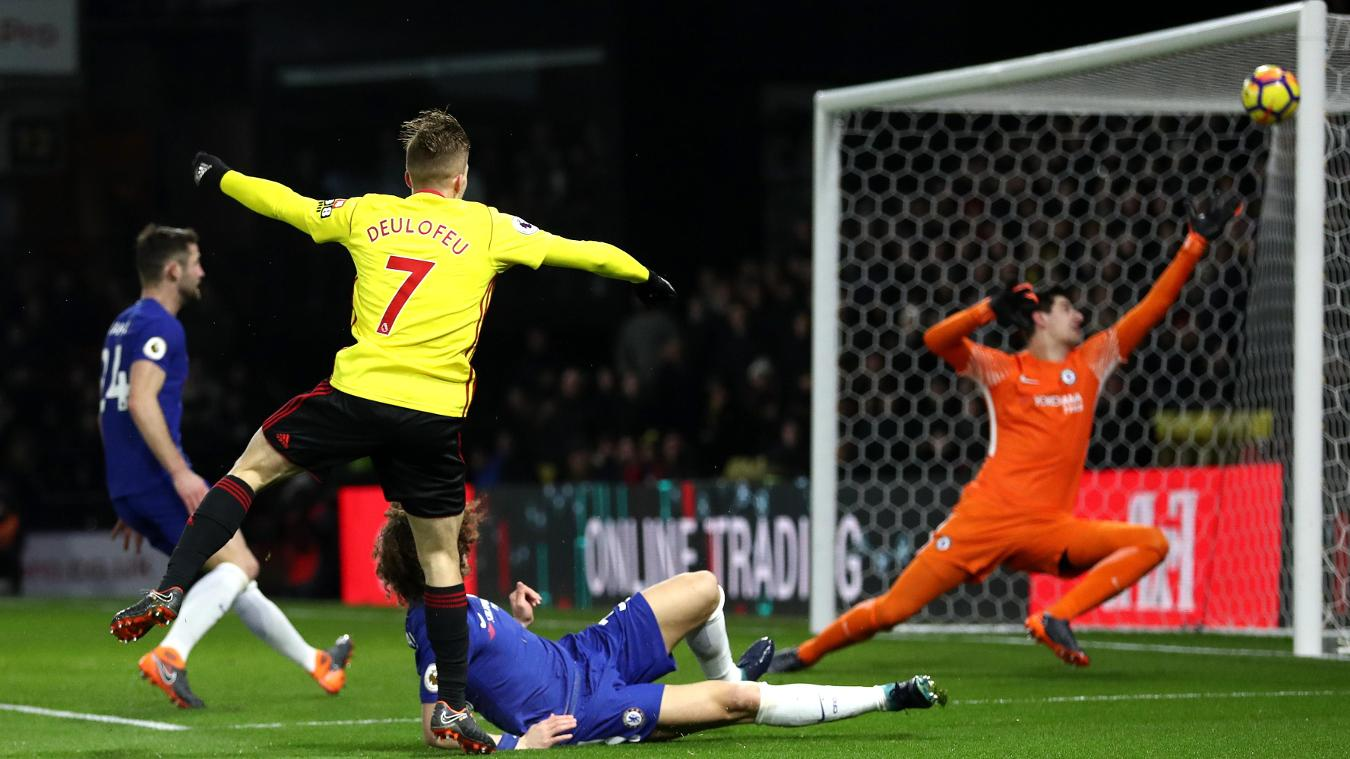 Watford 4-1 Chelsea Highlights