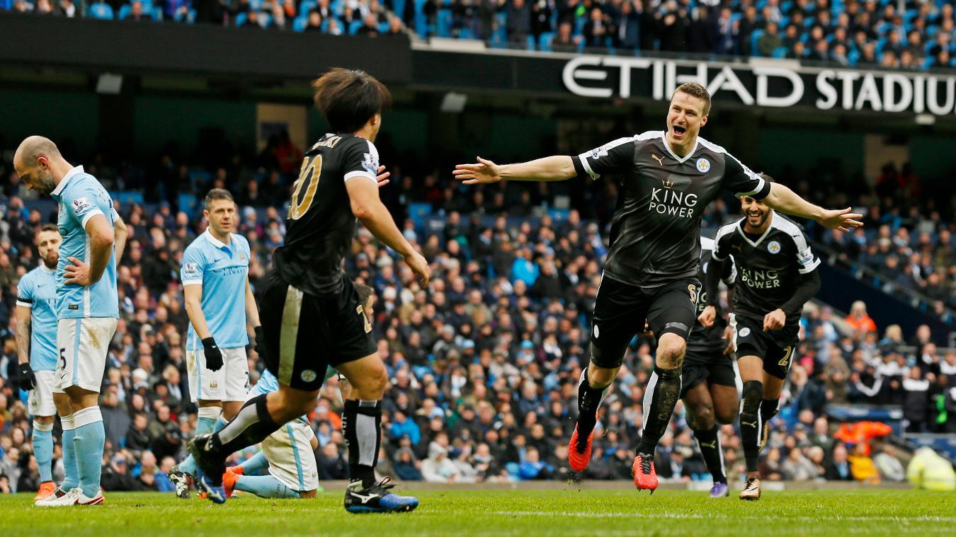 Manchester City v Leicester City, 10 February
