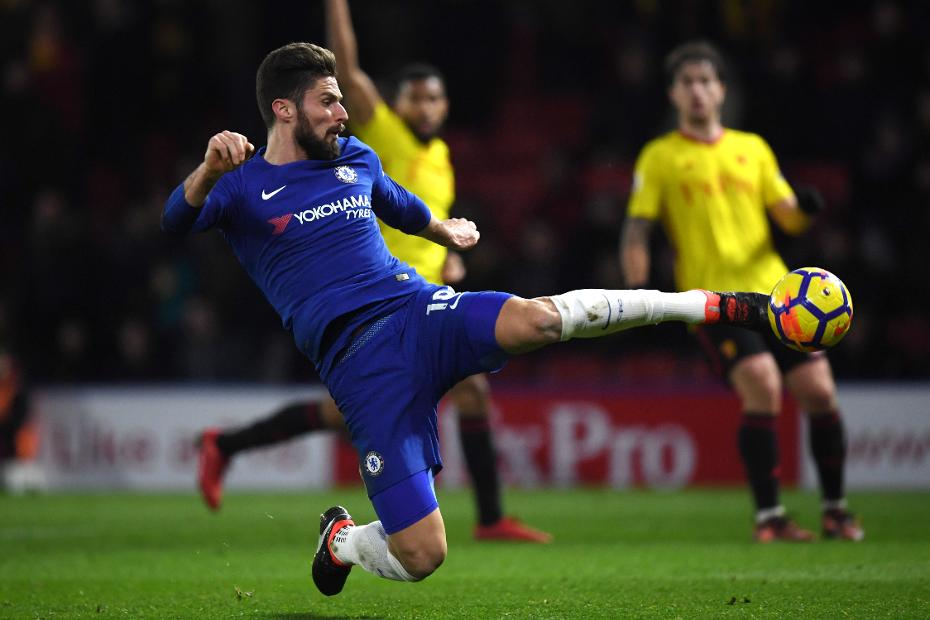 Image result for giroud chelsea 2018