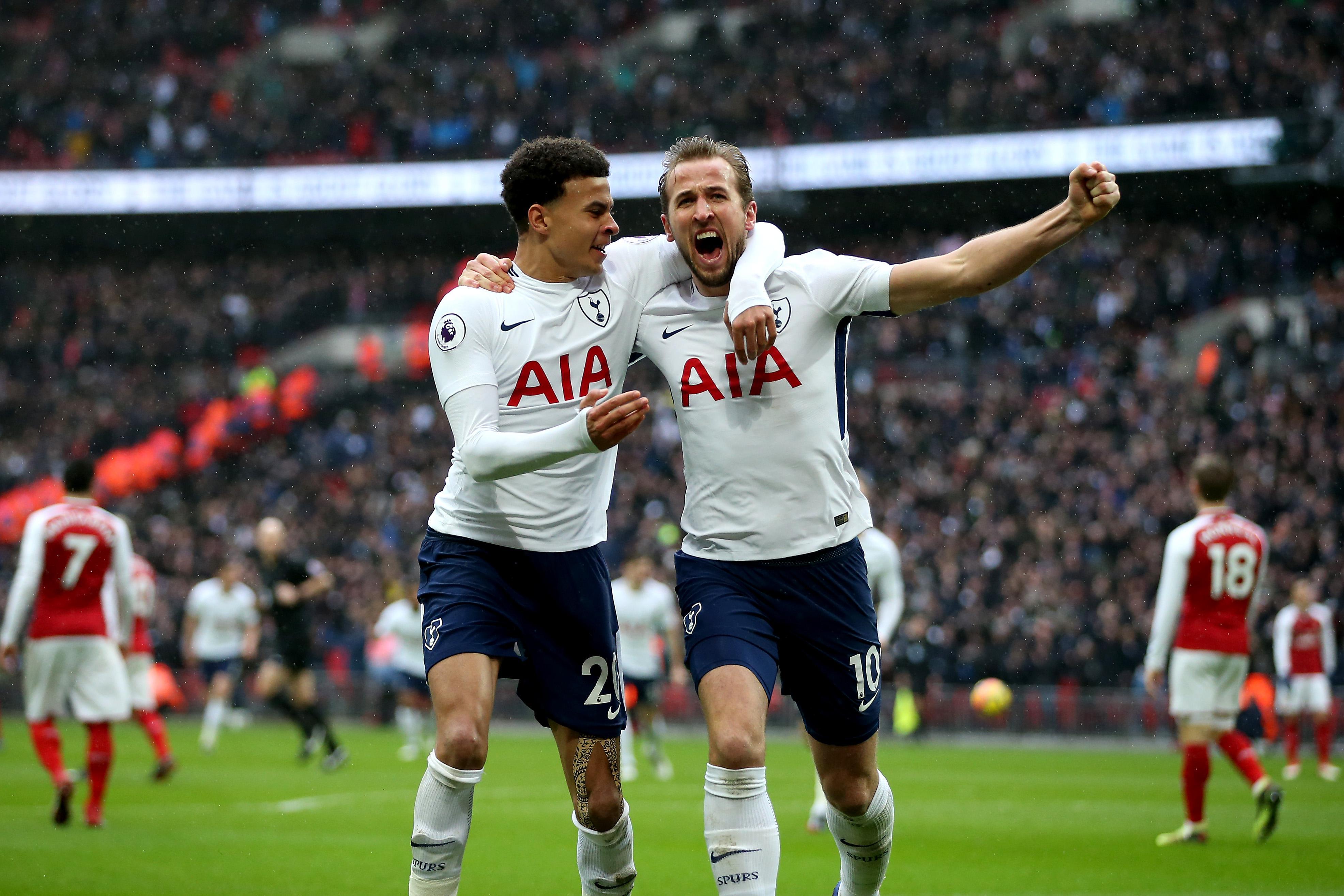 Tottenham Vs Leicester 2018: Kane Strikes Again As Spurs Claim Derby Spoils