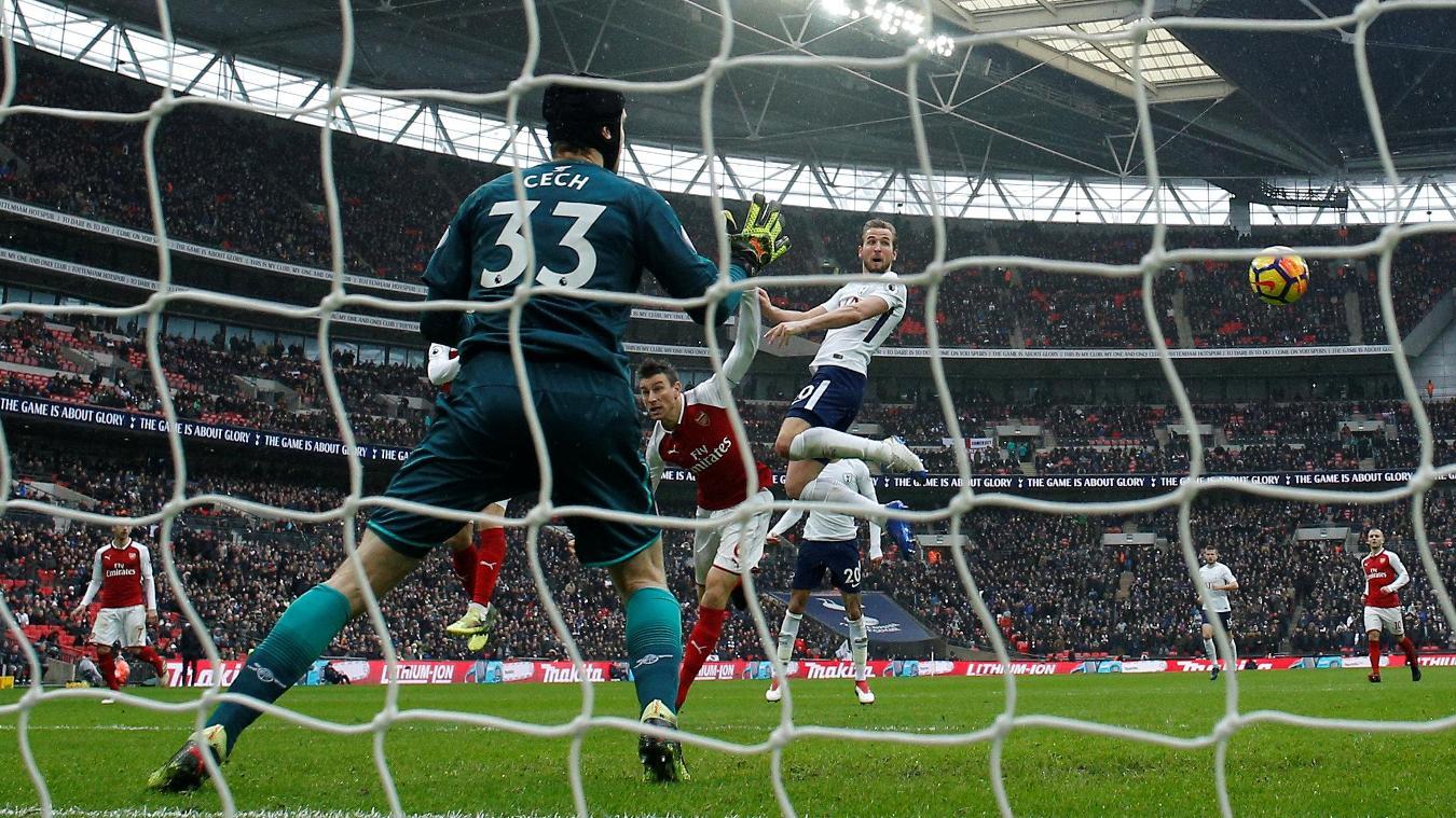 Tottenham Hotspur 1-0 Arsenal