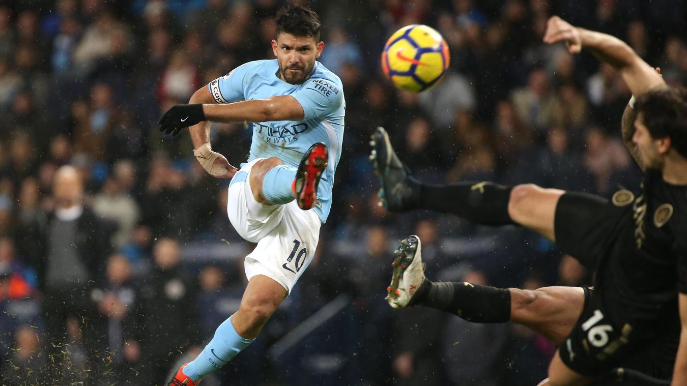 Manchester City 5-1 Leicester City