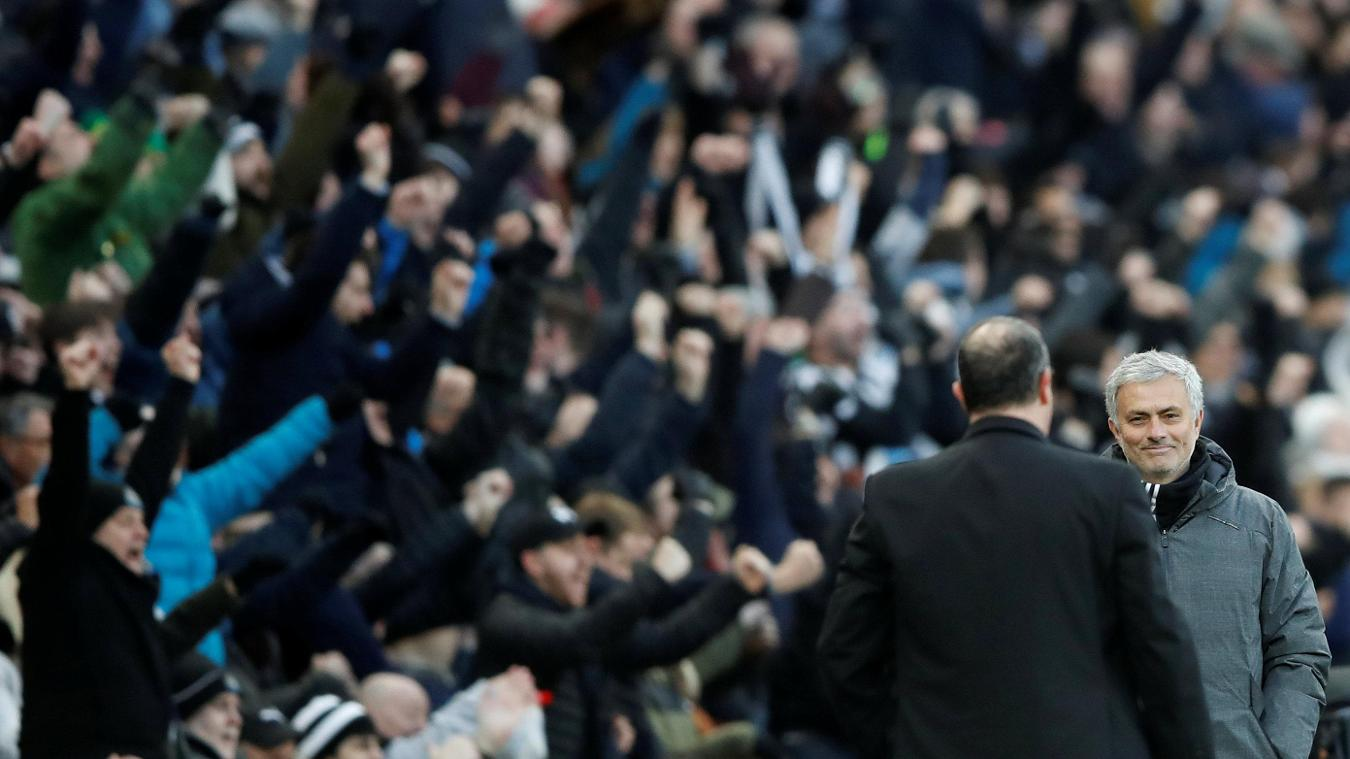 Newcastle United 1-0 Manchester United