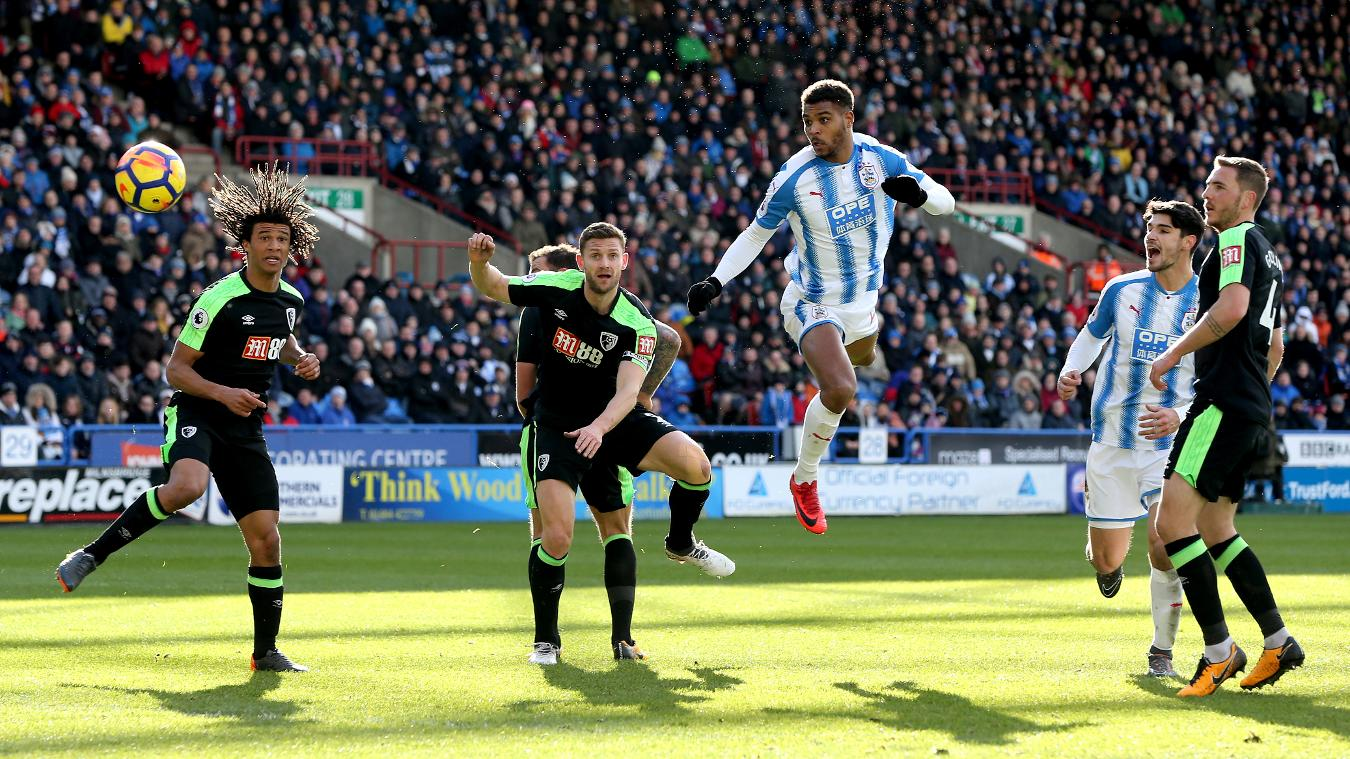 Huddersfield Town 4-1 AFC Bournemouth
