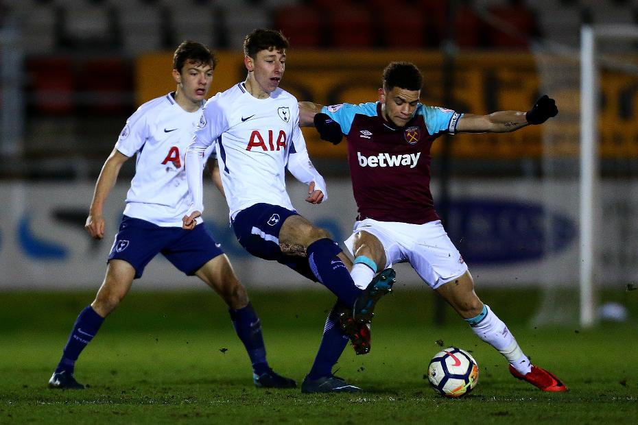 West Ham v Spurs, PL2