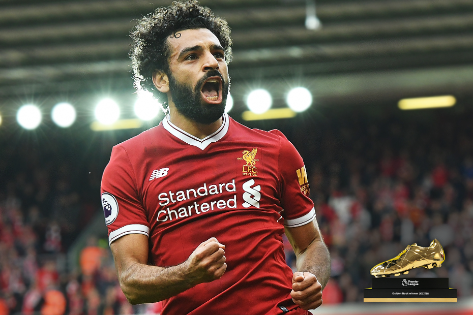 Race for the Golden Boot: Mohamed Salah, Liverpool