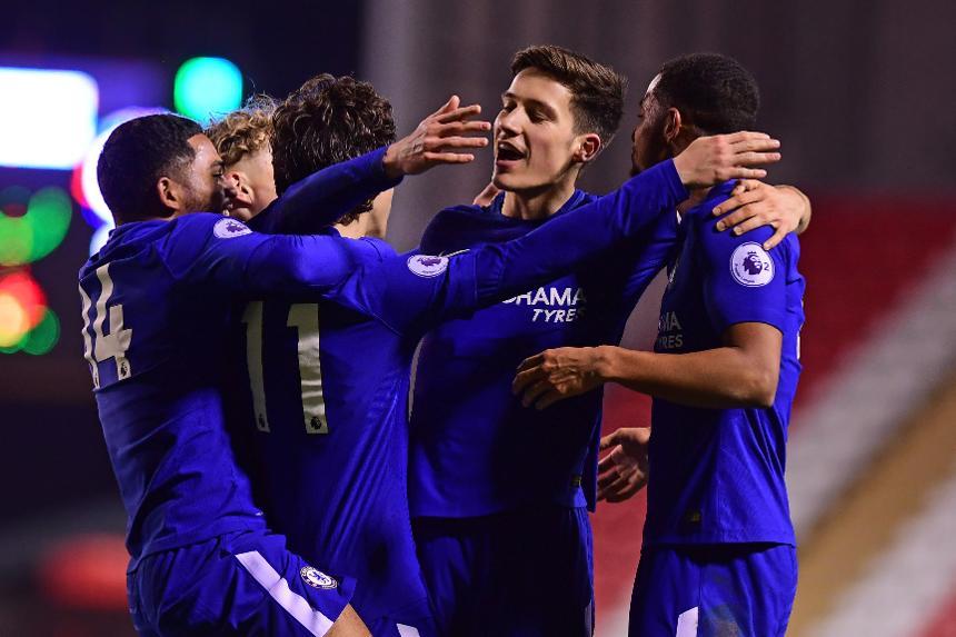 PL2 Man Utd v Chelsea