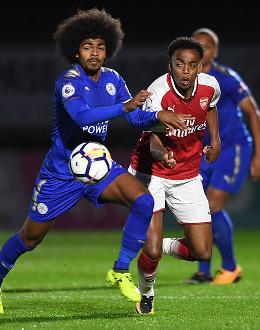 Leicester v Arsenal, PL2