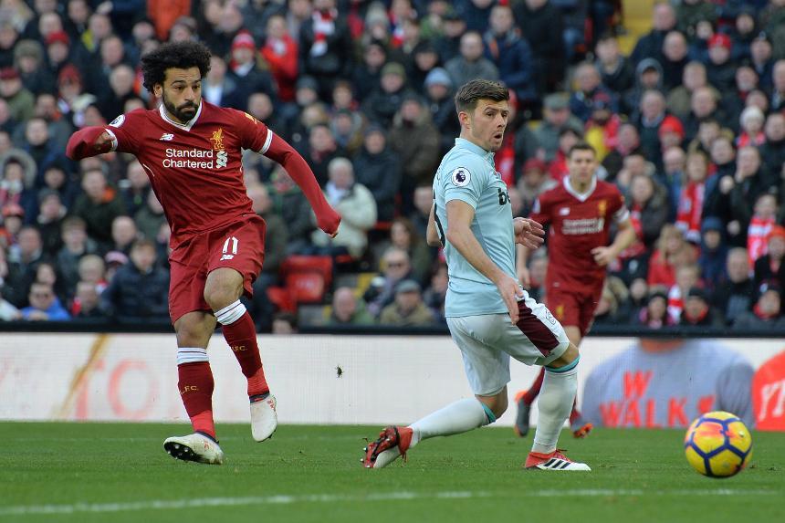Liverpool v West Ham United