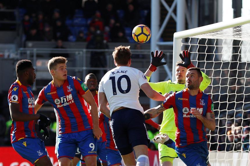 Premier League - Crystal Palace vs Tottenham Hotspur