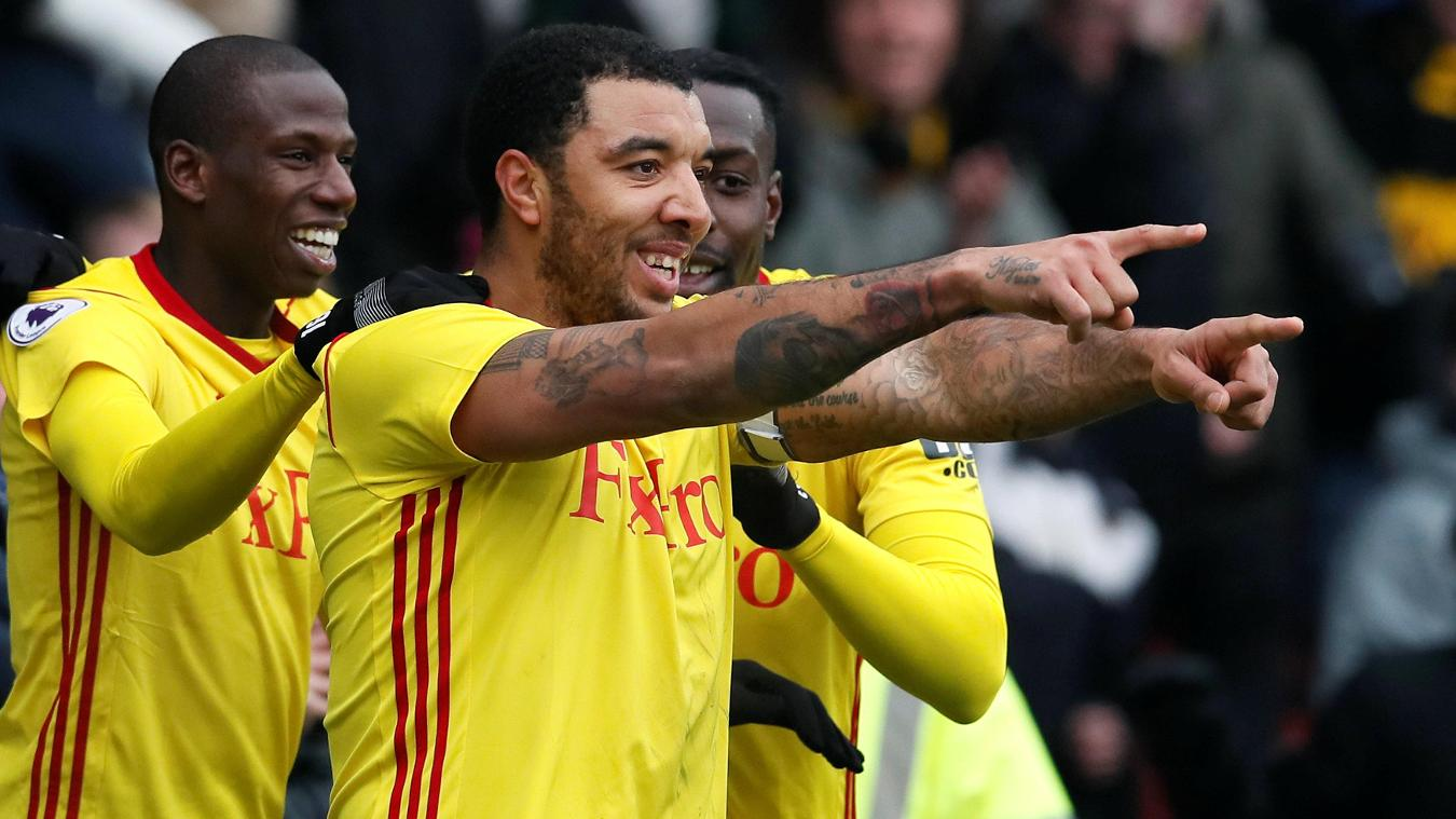 Watford 1-0 West Bromwich Albion