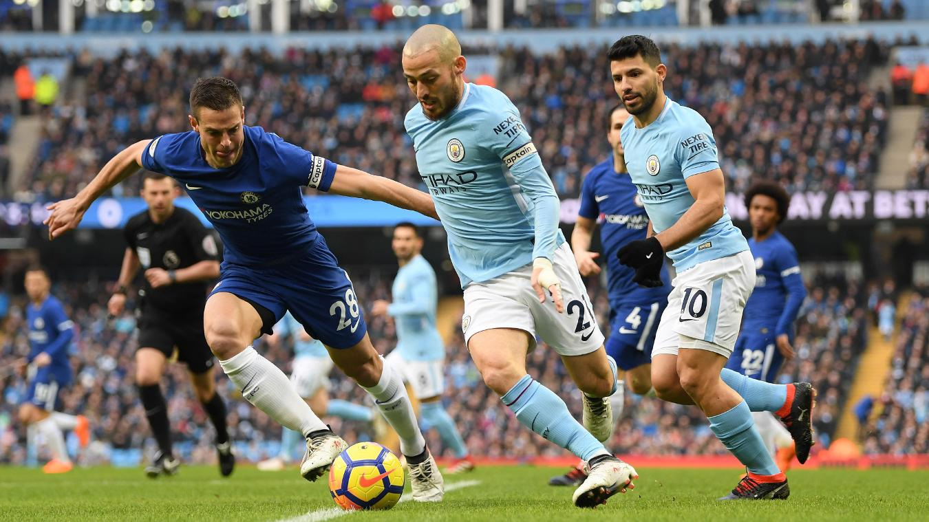 Manchester City vs Chelsea Highlights