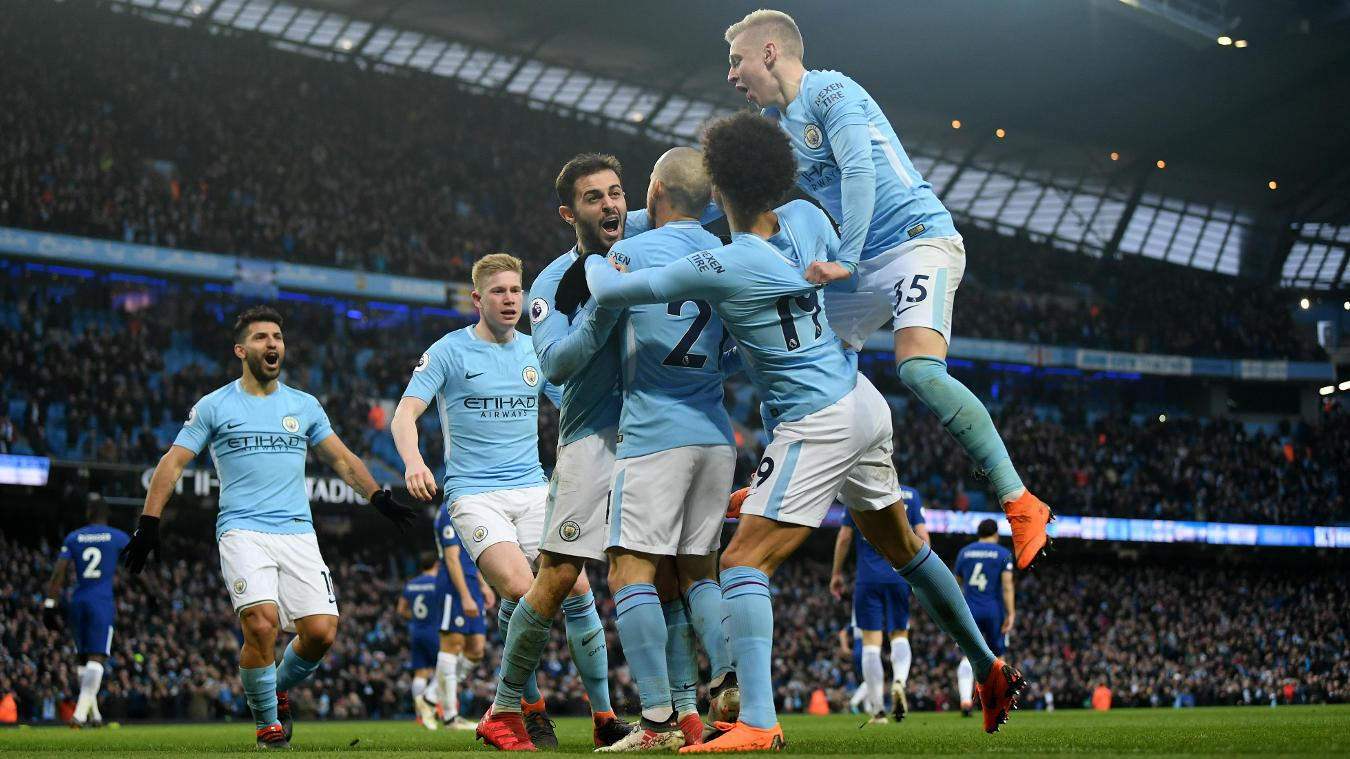 Manchester City 1-0 Chelsea