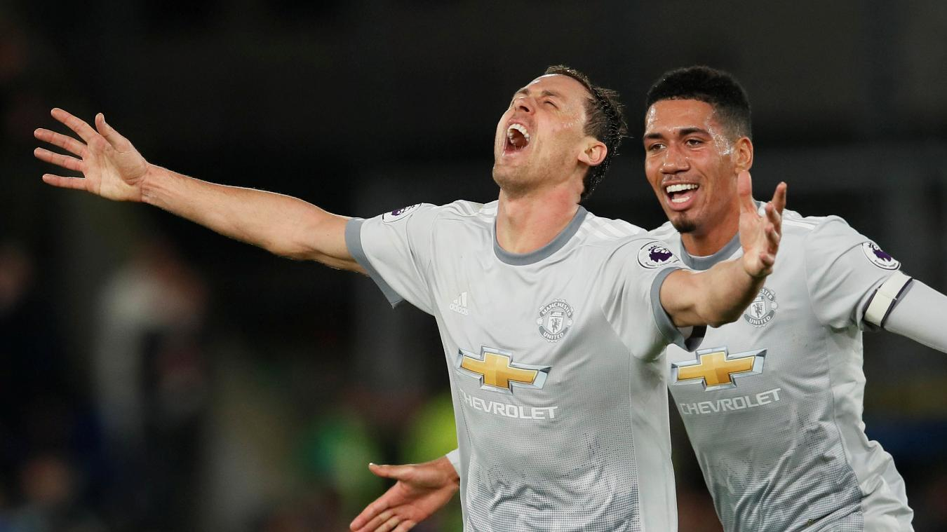 Crystal Palace 2-3 Manchester United
