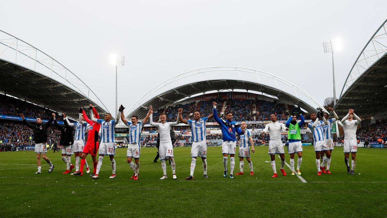 Huddersfield Town v Swansea City, 10 March