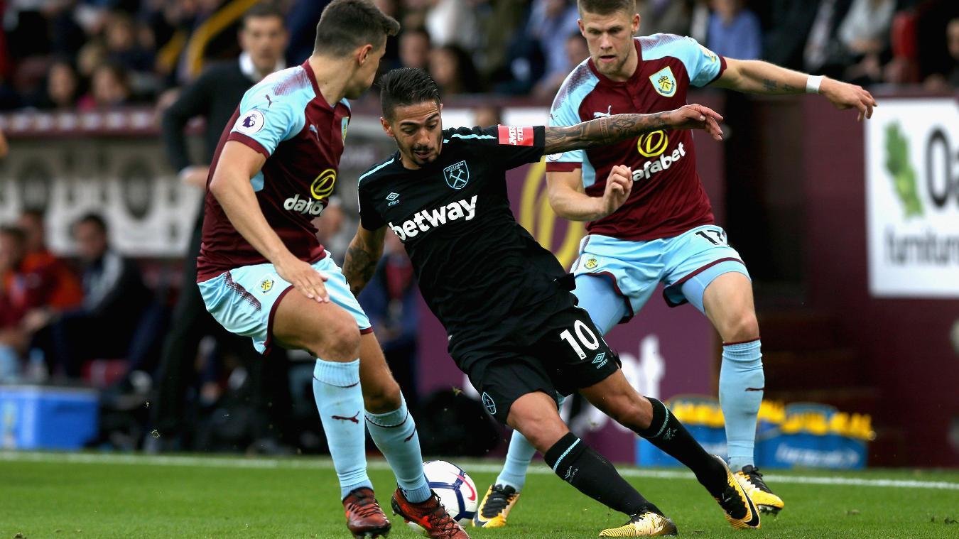 West Ham United v Burnley, 10 March