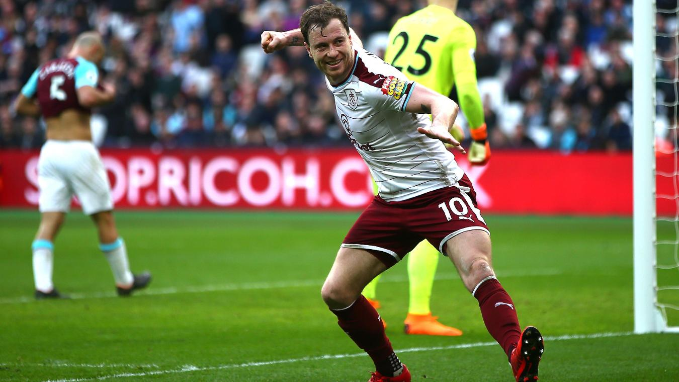 West Ham United 0-3 Burnley