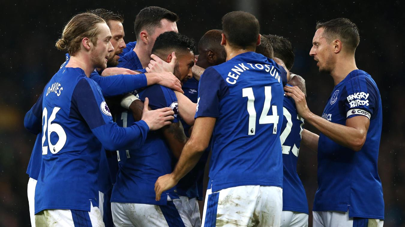 Everton vs Brighton and Hove Albion Highlights and Goals
