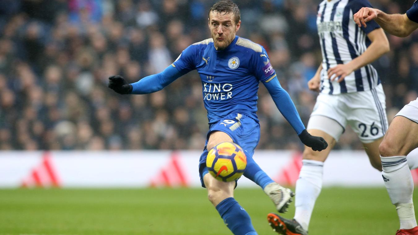 West Bromwich Albion 1-4 Leicester City