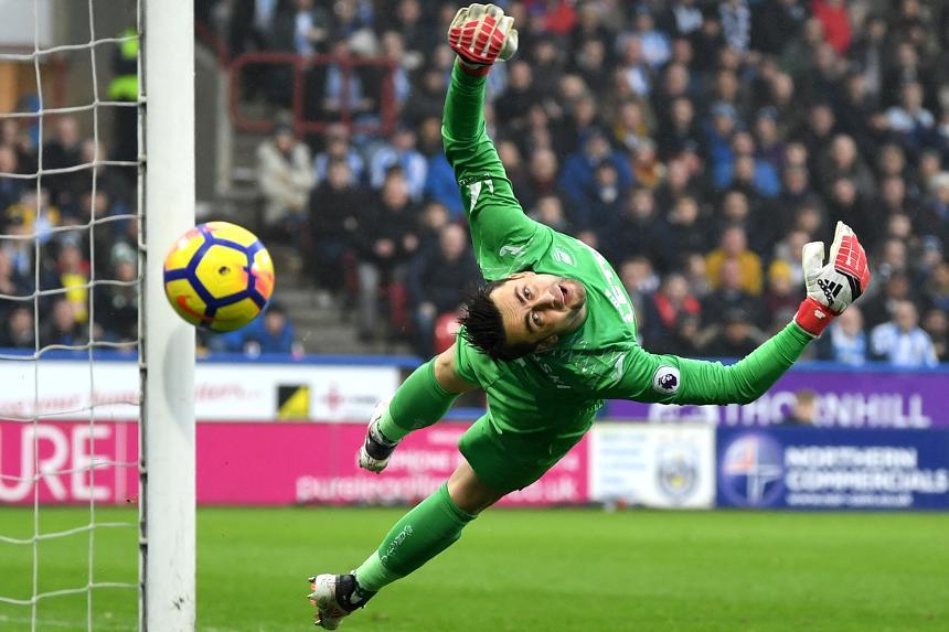 Huddersfield Town 0-0 Swansea City