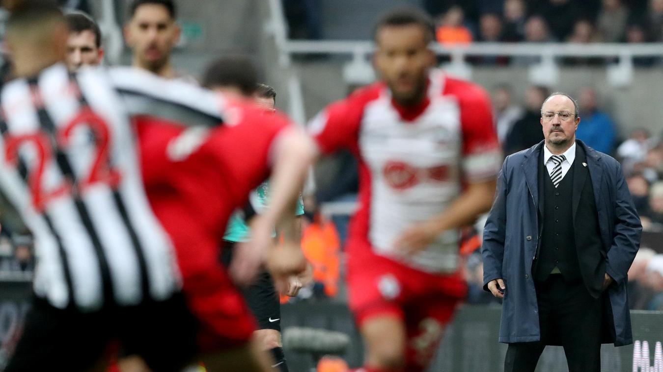 Newcastle United 3-0 Southampton